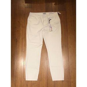 ✨D. Jeans High Waist Skinny Crop Jeans✨